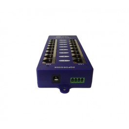 8-Port Gigabit Passive PoE Injector