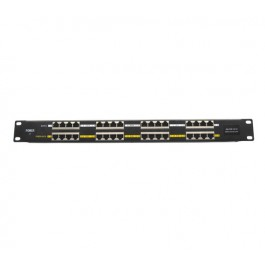 16-Port 10/100Mbps Rackmount Passive PoE Injector