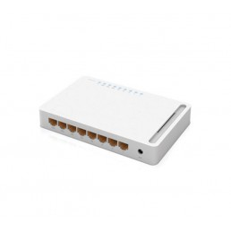 TOTO-LINK S808 Unmanaged 8-port Fast Ethernet Switch