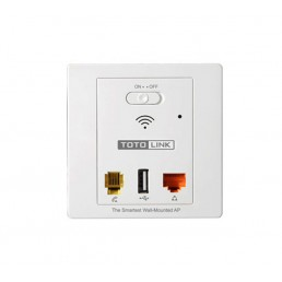 TOTO-LINK WA300 In-Wall 300Mbps Wireless AP