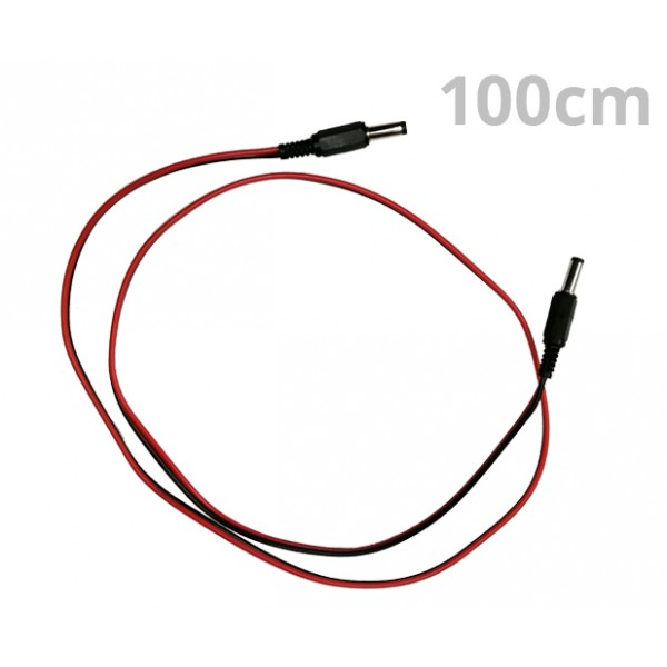DC to DC Cable for MUPS60W17.6AH (100cm)