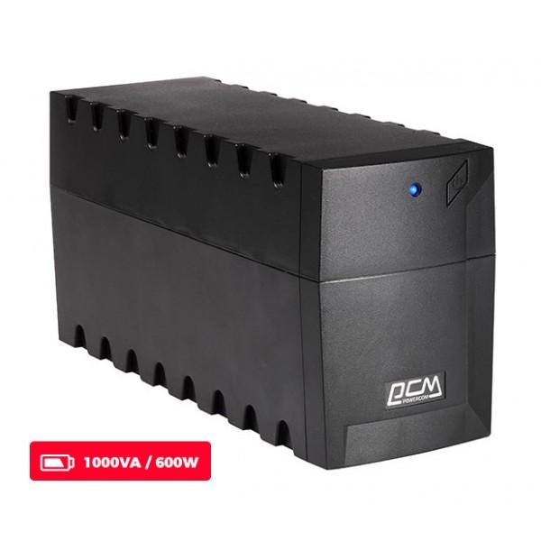Powercom RAPTOR 1000VA Line Interactive UPS