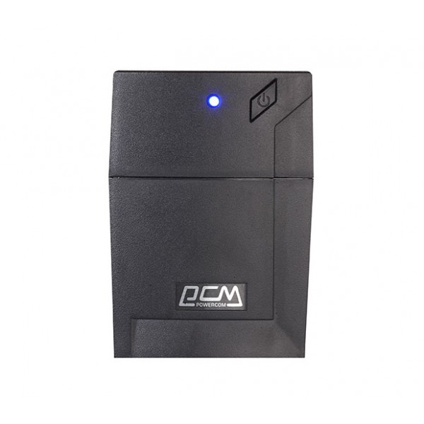 Powercom RAPTOR 600VA Line Interactive UPS (new AP model)