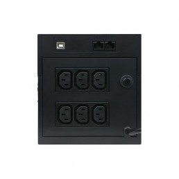 Powercom RAPTOR 1025VA Line Interactive UPS
