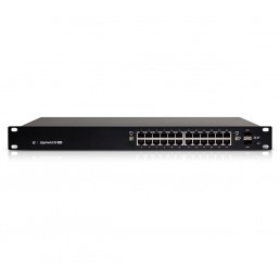 Ubiquiti EdgeSwitch 24 (500W PoE+ Switch)
