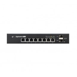 Ubiquiti EdgeSwitch 8 (150W PoE+ Switch)