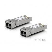 Ubiquiti 10Gbps Multi Mode (LC) SFP+ Module Pair