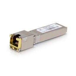 Ubiquiti 10Gbps RJ45 Copper SFP+ Module