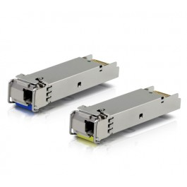 Ubiquiti Single Mode (LC) SFP Module Pair