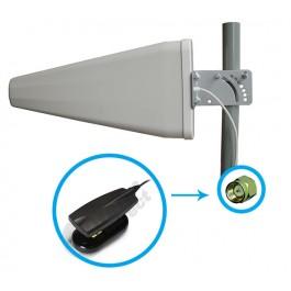 11dBi High Gain GSM Antenna and Inductive Coupler Bundle