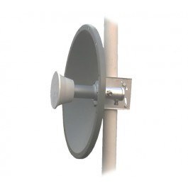 24dBi 5GHz Dual Polarized Dish Antenna
