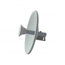 24dBi 5GHz Dual Polarized Dish Antenna