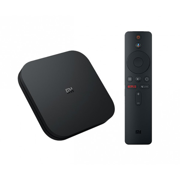 Xiaomi Mi Box S - 4K AndroidTV Media Player (Parallel Import)