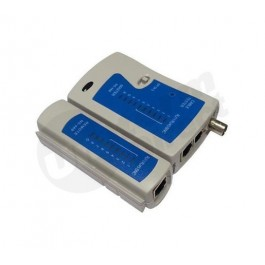 Cable Tester for UTP/STP RJ-11/12/45 & BNC