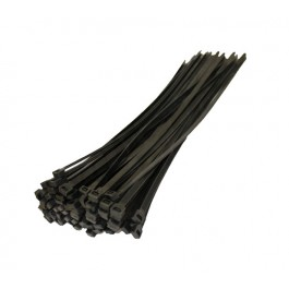 Cable Ties - 200mm x 3.6mm (100 Pack)