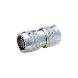 N-Type Male to Male Barrel Connector