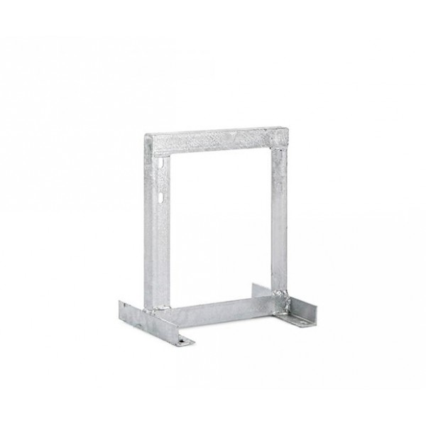 Square Wall Bracket - 250mm Off Set