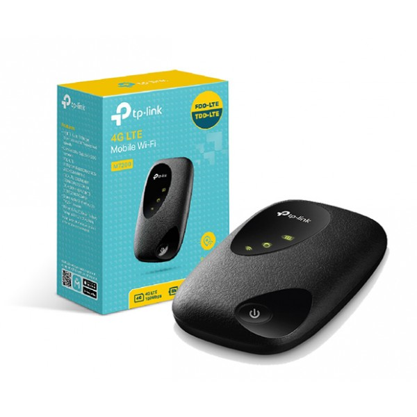 TP-LINK 4G LTE Mobile Wi-Fi Router (M7200)