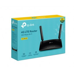TP-LINK MR150 300Mbps Wireless N 4G LTE Router