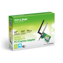 TP-LINK WN781ND 150Mbps Wireless PCI Express Adapter