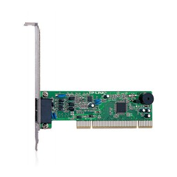 TP-LINK 56K Internal PCI Fax Modem