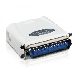 TP-LINK Single Parallel Port Fast Ethernet Print Server
