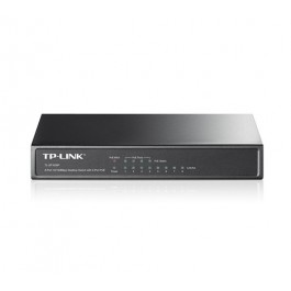 TP-LINK 8Port Gigabit Switch with 4Port PoE