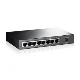 TP-LINK 9-Port 10/100Mbps Desktop Switch with 8-Port PoE+