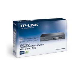 TP-LINK 8Port Gigabit Switch with 8Port PoE