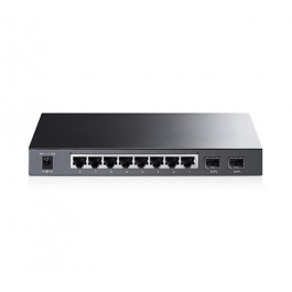 TP-LINK 8Port Gigabit Smart PoE switch with 2SFP ports