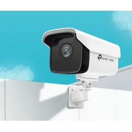 TP-Link VIGI 3MP Outdoor Bullet Network Camera (4mm Lens)