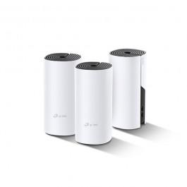 TP-LINK  Deco P9 Whole Home Hybrid Mesh Wi-Fi System AC1200 + AV1000 (3 Pack)