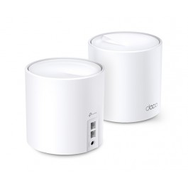 TP-LINK Deco X20 AX1800 Whole Home Mesh Wi-Fi 6 System (2 Pack)