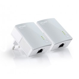 TP-LINK PA4010K AV600 Nano Powerline Starter Kit