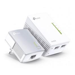 TP-LINK 300Mbps AV600 WiFi Powerline Starter Kit