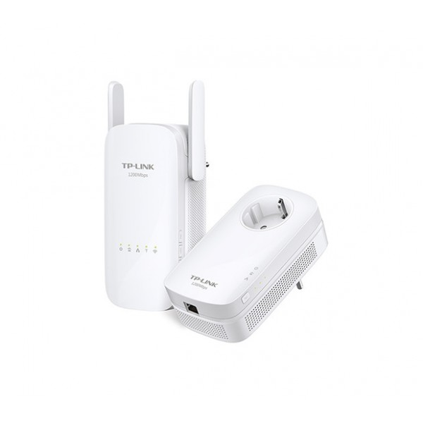 TP-LINK AV1200 Gigabit Powerline ac Wi-Fi Kit
