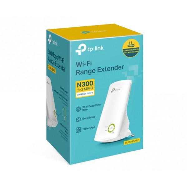 TP-LINK WA854RE 300Mbps Wi-Fi Range Extender