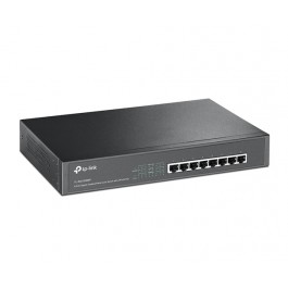 TP-LINK Gigabit 8-Port PoE+ Switch (Desktop/Rackmount)