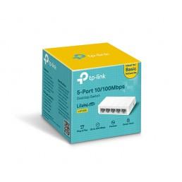 TP-LINK 5-Port 10/100Mbps Desktop Network Switch
