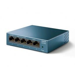TP-LINK LiteWave 5port Gigabit Switch (Metal Case)