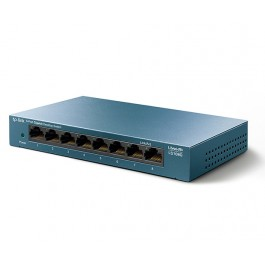 TP-LINK LiteWave 8port Gigabit Switch (Metal Case)