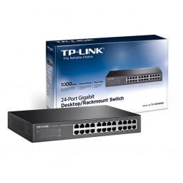 TP-LINK Desktop 24 Port Gigabit Switch
