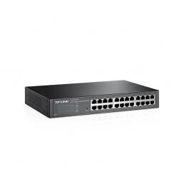 TP-LINK 24-Port Gigabit Easy Smart Switch (TL-SG1024DE)