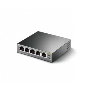 TP-LINK 5-Port 10/100Mbps Desktop Switch with 4-Port PoE