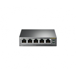 TP-LINK 5-Port Gigabit Desktop Switch with 4-Port PoE