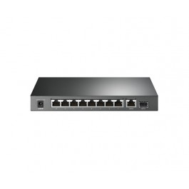 TP-Link 10-Port Gigabit Desktop Switch with 8-Port PoE+ (TL-SG1210P)