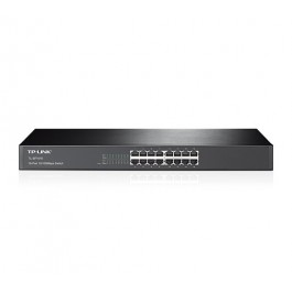 TP-LINK 16Port 100Mbps Rackmount Switch