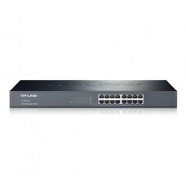 TP-LINK 16Port Gigabit Rackmount Switch
