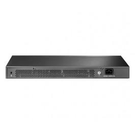 TP-LINK JetStream 24-Port Gigabit L2+ Managed Switch with 4 10GE SFP+ Slots
