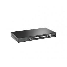 TP-Link  JetStream 28-Port Gigabit SFP L2 Managed Switch